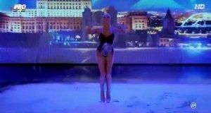 Rumuńskie Mam Talent - Yeva Shiyanova