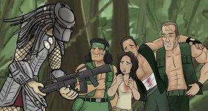 Jakie powinno być zakończenie - Predator
