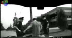 Olał policjanta
