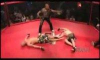 Podwójny nokaut w MMA