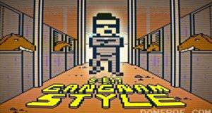 Gangnam Style w 8-bitowej wersji!