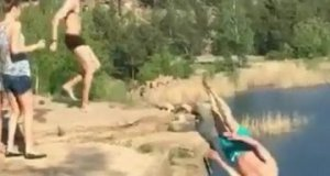 Rosyjski skok do wody