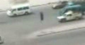 Czołg na ulicy