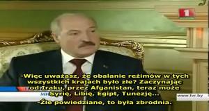 Jasnowidz Łukaszenko