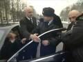Ochrona kontra policja w Rosji