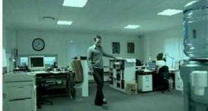 Zośka w biurze