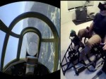 Pełnowymiarowy lot wirtualnym samolotem