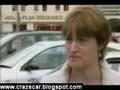 Walka kobiet o miejsce parkingowe