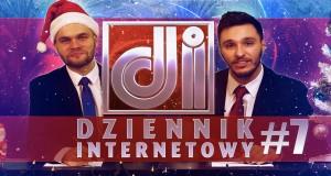 """Dziennik Internetowy #7 - """"Gwiezdne Wojny"""", """"Życzenia"""", """"Kącik Muzyczny"""""""