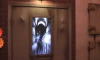 Drzwi wielbiciela horrorów