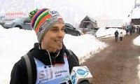 Piotr Żyła o golasie na skokach narciarskich