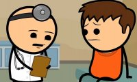 Cyanide & Happiness - Ostatni test