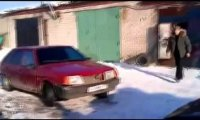Rosyjskie auta są niezniszczalne