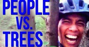 Człowiek vs Drzewa