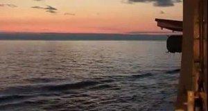 Odpalenie podwodnej rakiety