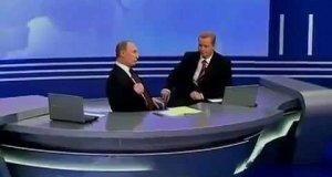 """""""Mądre"""" słowa Putina i reakcja publiczności"""
