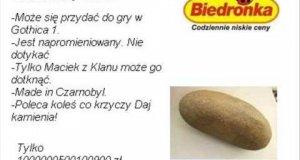 Oferta Biedronki