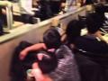 Walka w restauracji