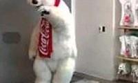 Miś od Coca-Coli