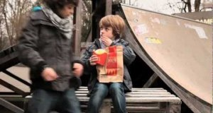 Niemiecka reklama McDonald