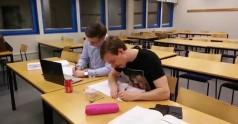 Tak się kończy każda lekcja matematyki...