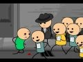 Cyanide & Happiness - gangsterskie porachunki