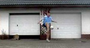 Taniec z piłką