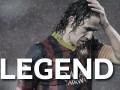 Legenda Barcelony: Carles Puyol