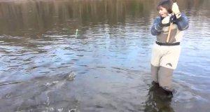 Dlaczego nie warto chodzić na ryby z dziewczyną