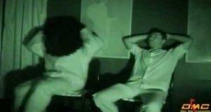 Ukryta kamera  - goryli atak