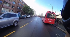 Sokole oko w autobusie