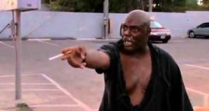 I'll get you bitch!