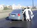 Arabowie i ich sandały
