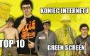 CyberMarian - Koniec internetu, 10 filmów i green screen