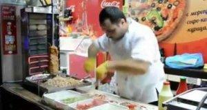 Kebab w stylu Mortal Kombat