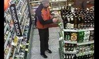 Masowa kradzież w Żabce - 24.03.2013, Żory