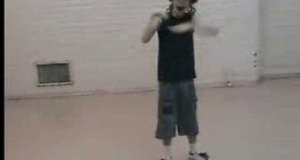 Młody tancerz