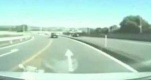 Wypadek z perspektywy kierowcy