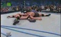 Wrestling - ring się zapadł