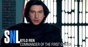 Kylo Ren odkrywa co myślą o nim jego podwładni
