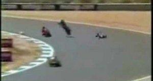 Wypadki motocyklowe