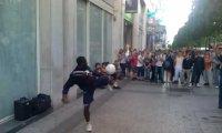 Mistrzowska żonglerka