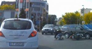 Polskie drogi - Wypadki i inne wesołe sytuacje