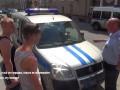 Stop Cham: Parking policyjny