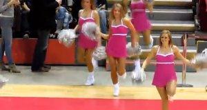 Cheerleaderki z Gdyni