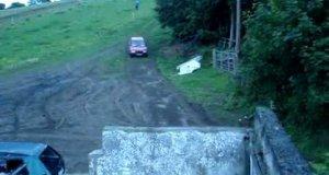 Samochodowy skok