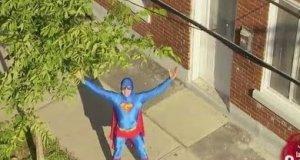 Ukryta kamera - Superman