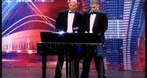 Nietypowi pianiści