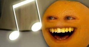 Nieznośna pomarańcza - Apple