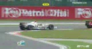 Psy na torze F1